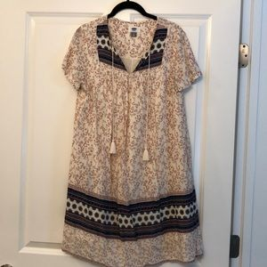 Old Navy tassel dress